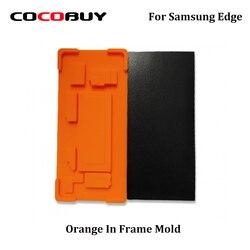 Novecel w ramie laminowanie formy do Samsung Galaxy S7edge s8 plus S9 plus S9 uwaga 8 uwaga 9 LCD klej oca ekran dotykowy laminat formy w Zestawy elektronarzędzi od Narzędzia na