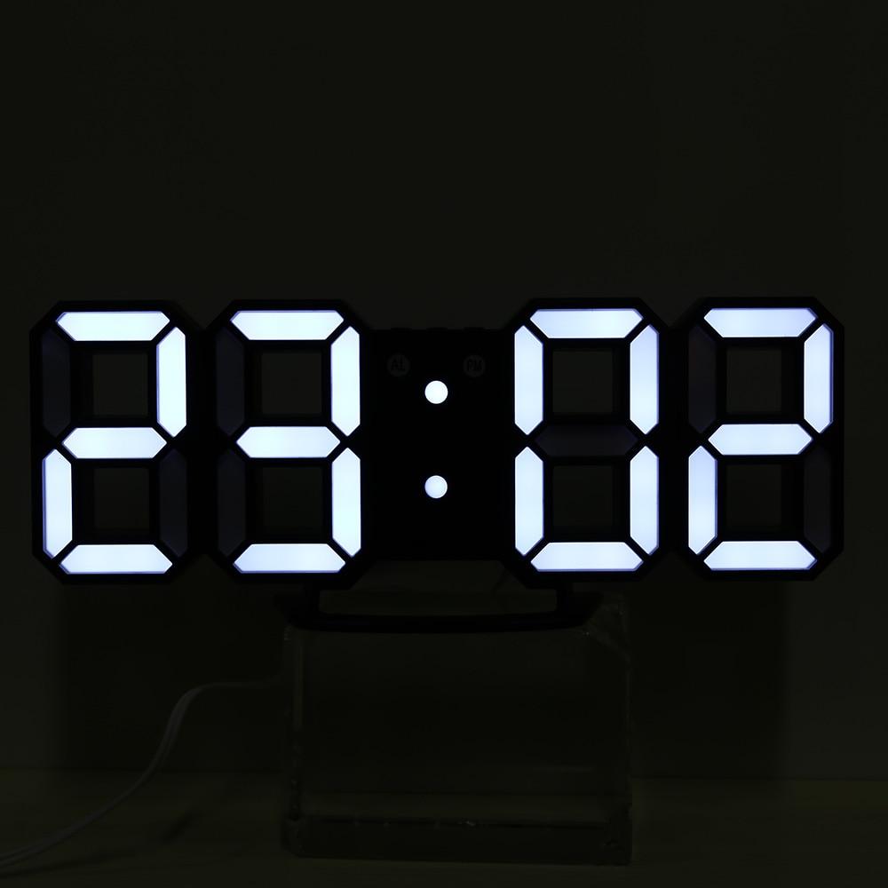 Medium Of Analog Digital Wall Clock