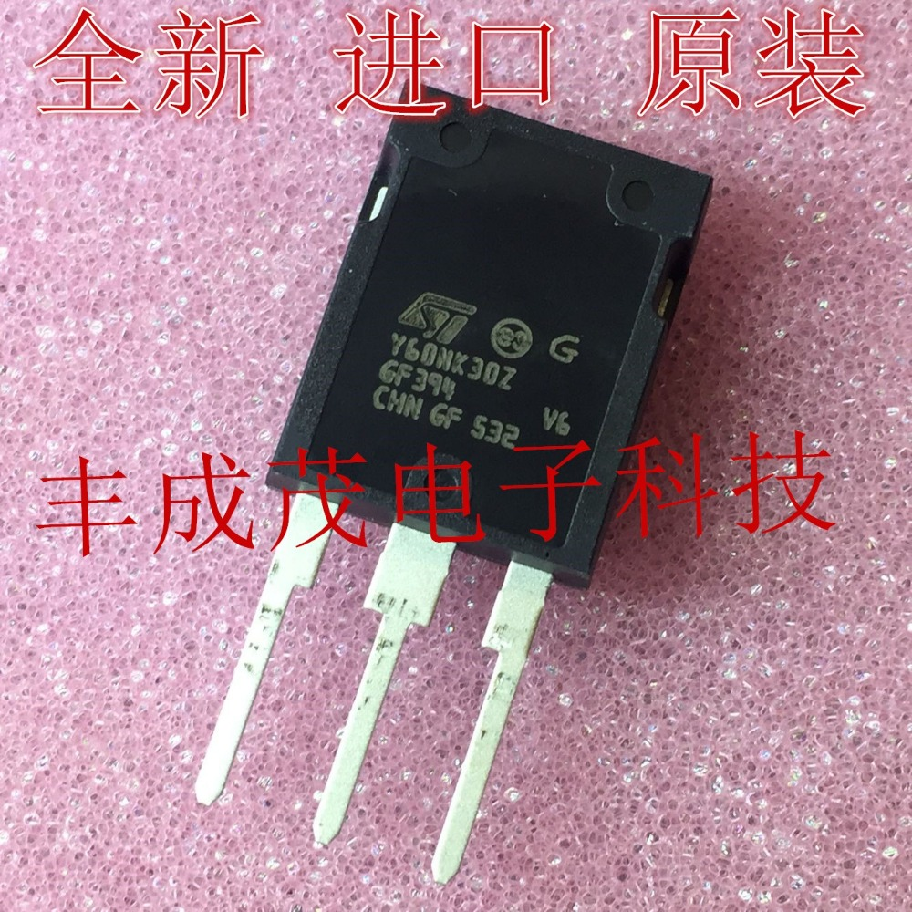 1PCS Y60NK30Z STY60NK30Z TO-247 100% New original