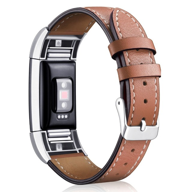 Fitbit Charge 2 Leather Strap