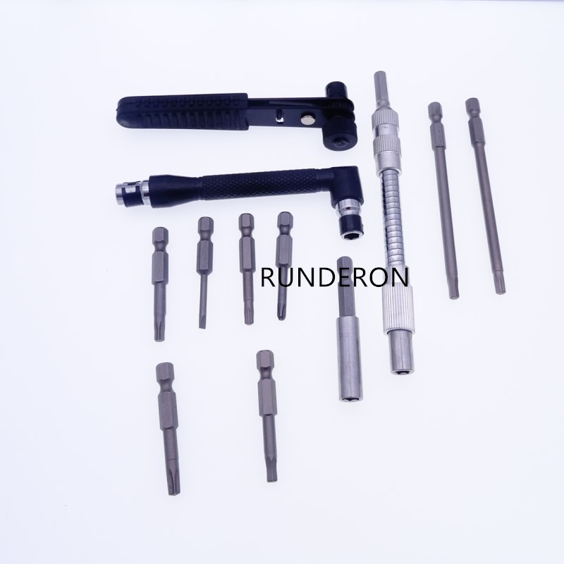 Image 3 - 12pcs Fuel Metering Valve Unit Disassembly Repair Tools Kit for Common Rail Injection Pump