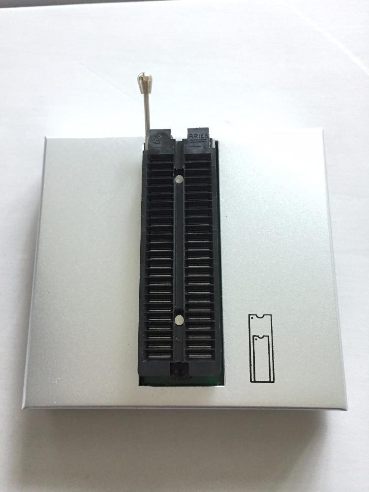 Emballage neuf et ORIGINAL DX0001 IC adaptateur de prise de Test fonctionnant pour le programmeur de la série SUPERPRO