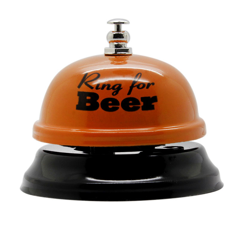 Desk Kitchen Hotel Counter Reception Restaurant Bar Ring for Service Call Bell Color Random Design