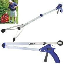 Stick Extend Grabber-Pick-Up-Tool Reacher Foldable 82cm
