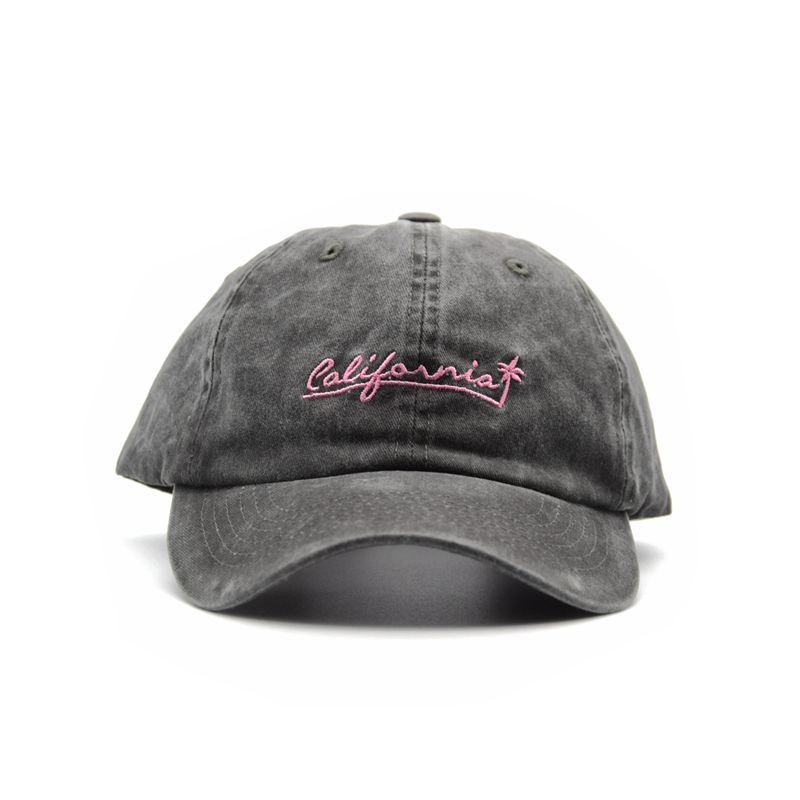 ee082e2e69f3 BHESD 2017 Grey Men Embroidery Dad Hat Women Casual Snapback Baseball Cap  Street Fashion Female Cottn Fitted Hat Gorros JY 050-in Baseball Caps from  Apparel ...
