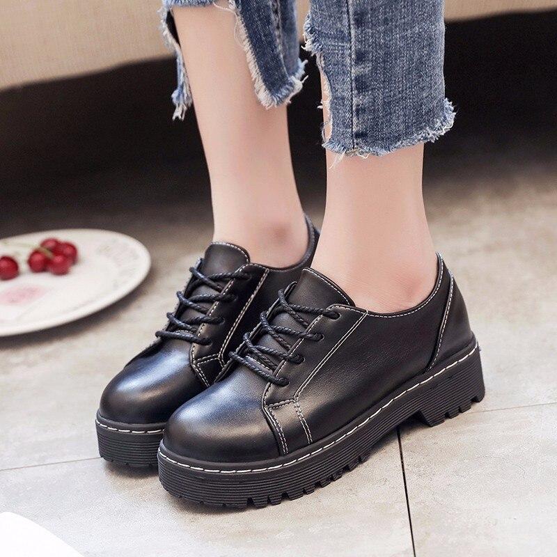 Las 2018 Boca Baja Individuales De Nuevas Plano S88 Color Fondo Cómodos Zapatos Mujeres Simple Black Moda Salvaje wACwrdq