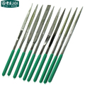 LAOA Diamond File High Quality 10 IN 1 Multifunction File Sets Wood carver, Stone Carving mould processing