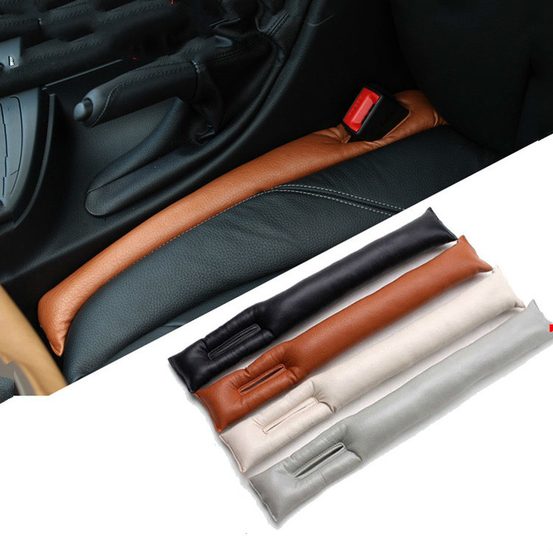 B style Car Seat Gap Leakproof Pad Filler for Seat LEON CUPRA IBIZA Accessories