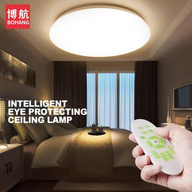 Moderne Intelligenz Fernbedienung 25 Watt LED Deckenleuchte Dimmen ...