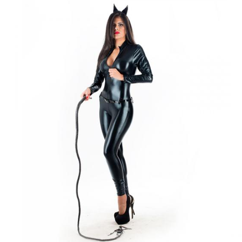 Sexy catwoman outfit
