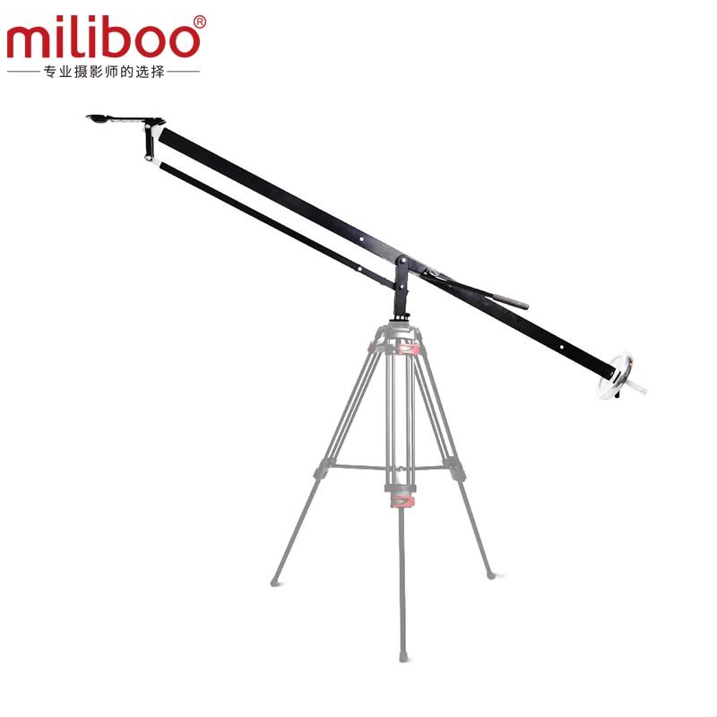 miliboo MYB501 3.1m Aluminium Camera Crane Jib Arm Opvouwbaar - Camera en foto - Foto 2