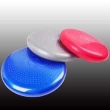 Waterproof Soft Balance Pad Yoga Mat Block Thick Cushion disk Fitness Training Pilates Board