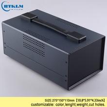 Iron electronics project box diy cabinet junction box Handhe