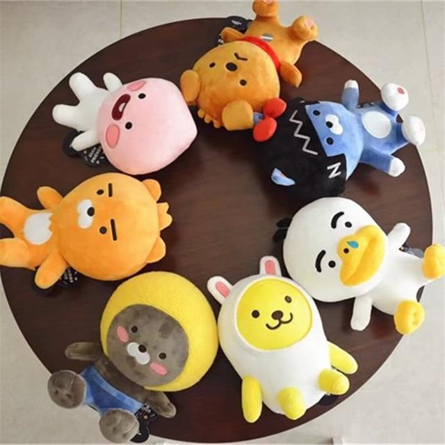 Плюшевые Игрушки Kakao Friends Корея 25 см 3