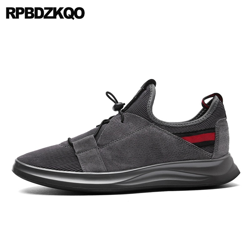Black Walking 2017 Casual New Comfort Latest Footwear Fashion Flats Trainers Rubber Sole Sneakers Spring Popular Stylish Autumn