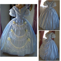 On sale R 175 Victorian Gothic/Civil War Southern Belle Ball Gown Dress Halloween dresses