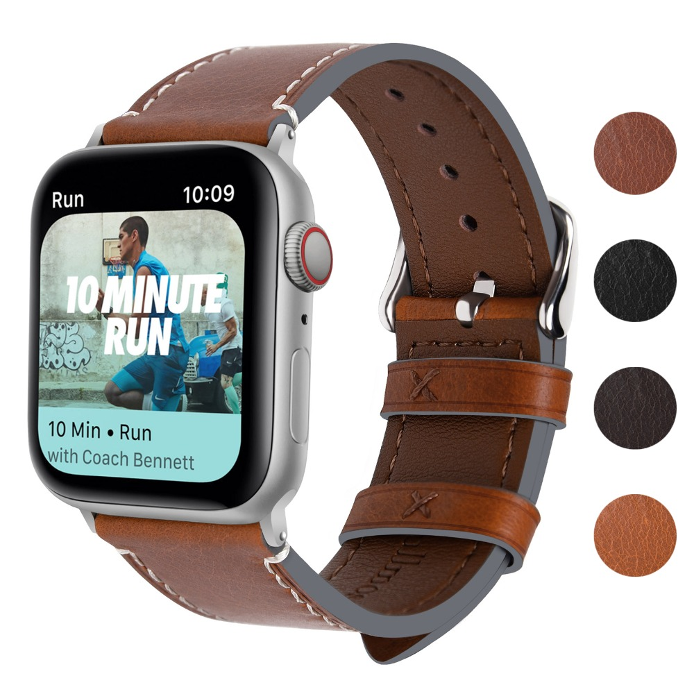 289e47f28b5 Fullmosa 4 Colors Compatible Apple Watch Band