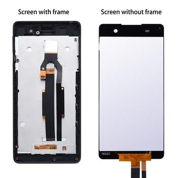 Original Display Touch Screen per SONY Xperia E5 - F3311 F3313 1