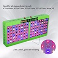 Mars Hydro Reflector96 LED Grow Light Veg/Bloom Switchable Design 250W HPS Replace Full Spectrum 11Band Indoor Hydroponic System