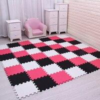 Baby EVA Foam Play Puzzle Mat 18 24 Or 30 Lot Interlocking Exercise Tiles Floor Carpet