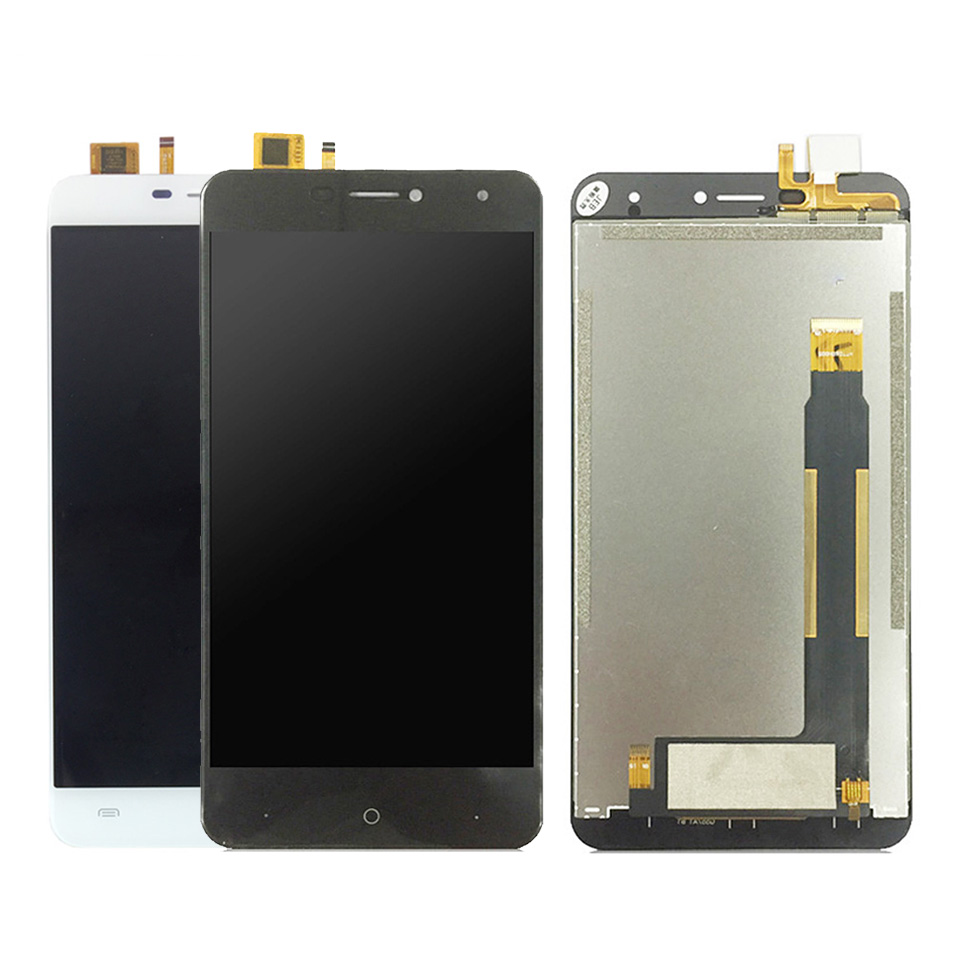 1PC / Lot 6.0 Inch For Cubot Max LCD Display + Touch Screen Assembly Digitizer Replacement Part Black