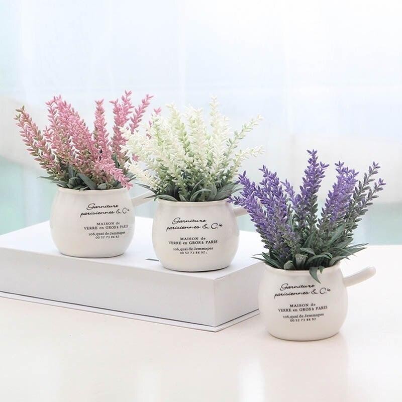 Artificial Potted Bonsai Plants 5