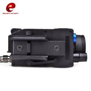 Image 3 - Element Airsoft eLLM01 broń lekka nowa wersja w pełni funkcjonalna wersja IR czerwone światło laserowe LED EX214 nowa wersja