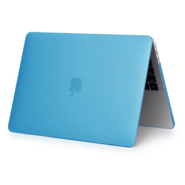 16 colors NEW Matte laptop Case cover For Apple macbook Air Pro ...