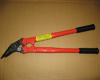 steel strapping tool Medium Handle steel Strapping Cutter 450MM , Steel Scissors