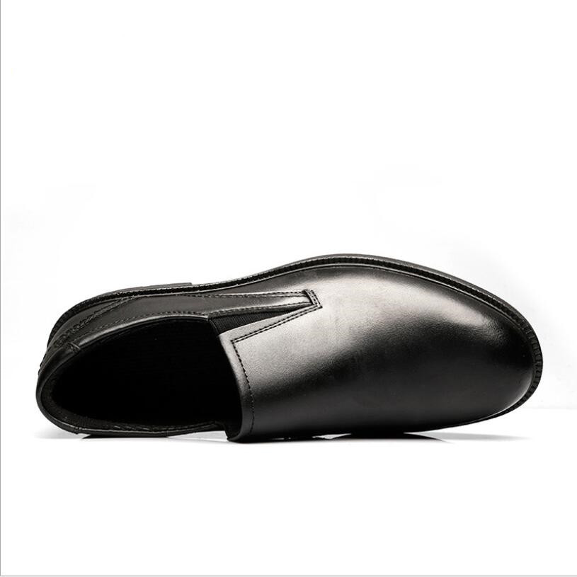 De Trabalho Segurança Sapatos Chaishou Puncture Genuíno Trabalham Homens Do Cs esmagamento proof Botas Black Anti Couro 363 1xPIq