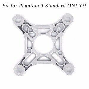 Image 2 - Giunto cardanico Piastra di Montaggio Anti Vibrazione di Gomma di Smorzamento Palla Anti goccia pin Locker per DJI Phantom 3 Standard di 3s SE Drone Accessorio