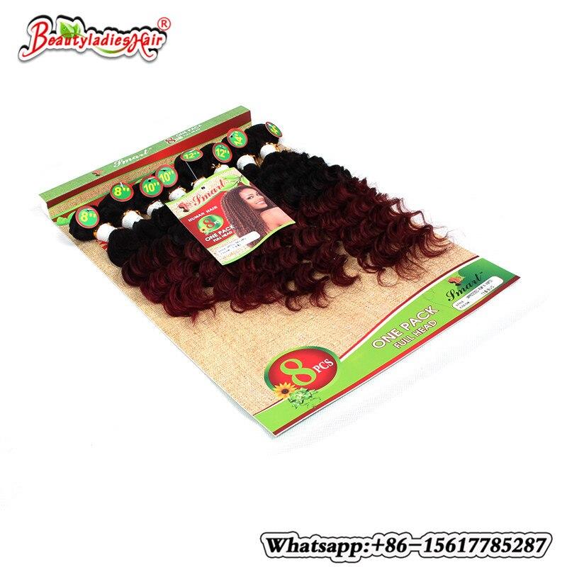 Монгольский странный вьющиеся волосы крючком наращивание волос 8 шт./лот афро кудрявый вьющиеся волосы расчесывания бразильский глубоко вь...