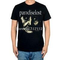 Freies verschiffen Paradise Lost Einer Sekunde gothic metal doom metal neue schwarz T-shirt t