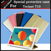 NEW Ultra Slim PU Leather Case For Teclast T10 10 1inch Tablet Pc Three Fold Stand