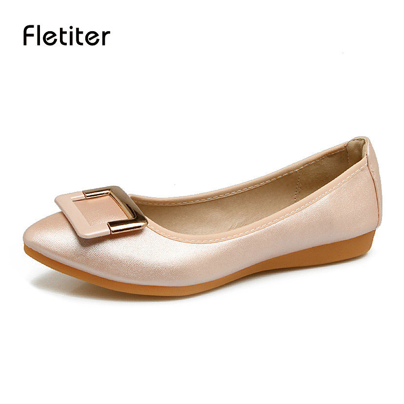 2018 Shoes Women Genuine Leather Women Flat Shoes Casual Loafers Slip On Women's Flats Shoes Moccasins Lady Driving Shoes cow leather women s loafers casual women flat shoes hollow out moccasin driving shoes indoor flat slip on slippers sdt02