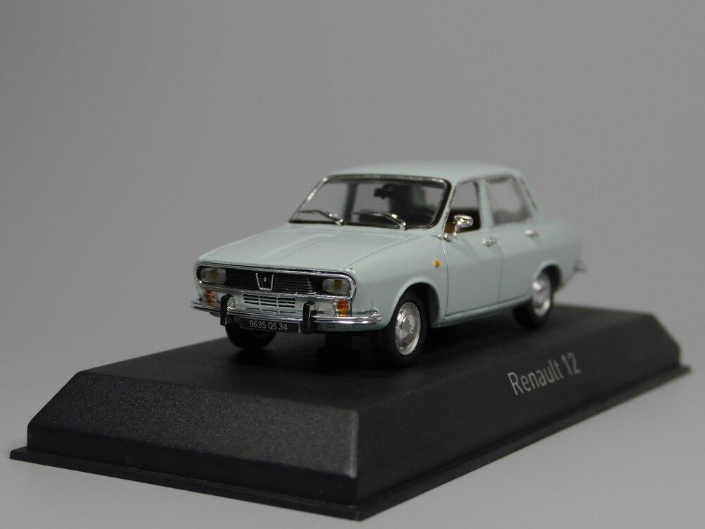 Auto Inn - NOREV 1:43 RENAULT 12 Diecast model car
