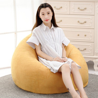 Bean Bag Sofa pouf Beanbag Chairs tatami zitzak Outdoor Baby Kids Beans Bag with Bean Bag Filler