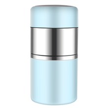 Blue Lemon squeezer stainless steel handle orange juice reamers portable fruit juicer cute kitchen gadgets
