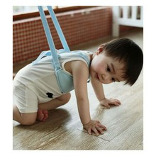 Baby Walker Learning Walk with Walking Safety Belt Backpack Pulling Child Assistant Reins Harness