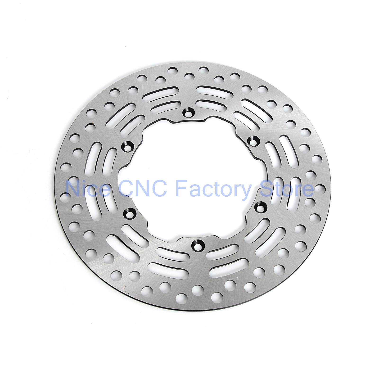 Motorcycle Front Rotor Brake Disc For Yamaha WR125 WR250 YZ125 YZ250 YZ250F  WR450F YZ450F YZF426 WRF426 4-T NEW 2pcs tongue