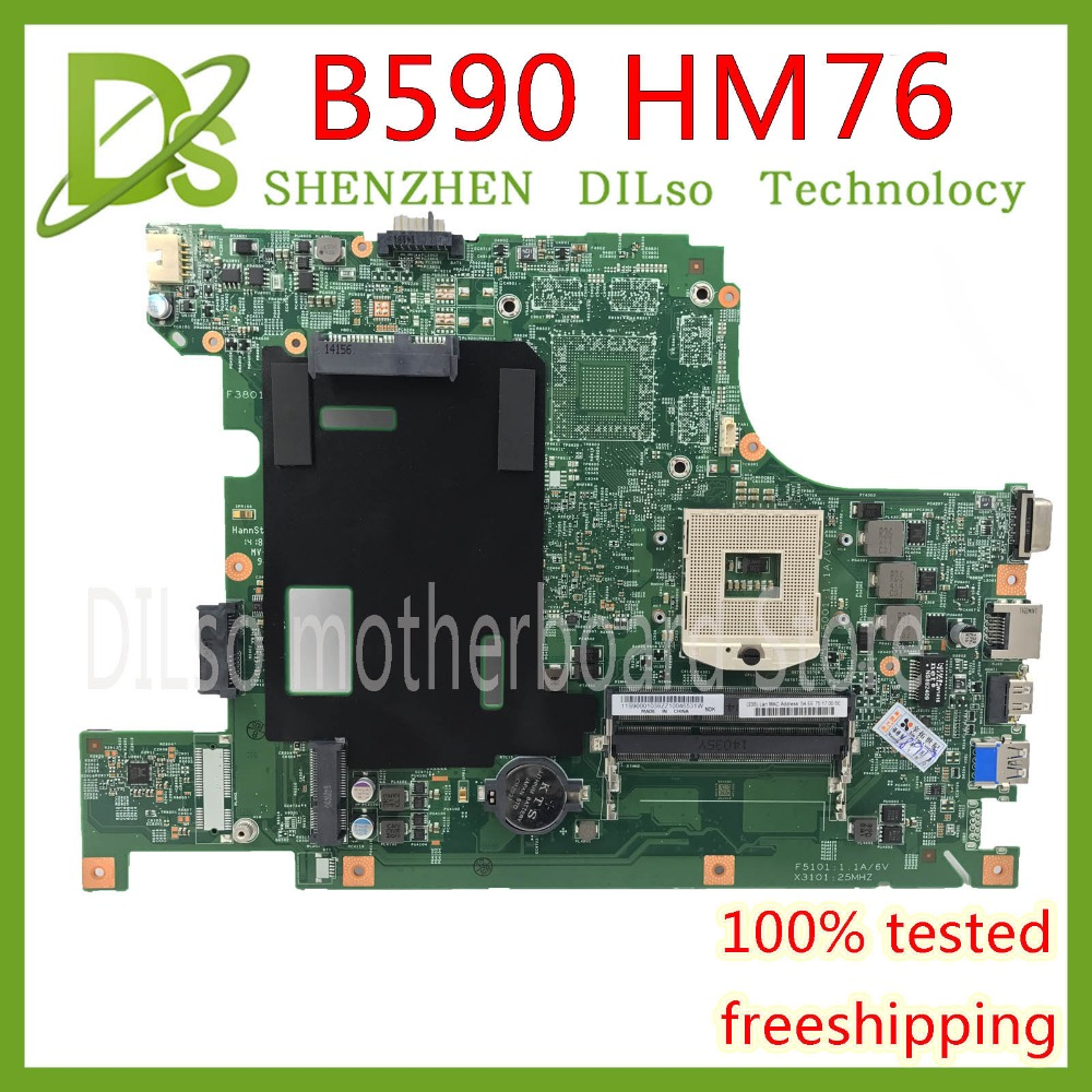 KEFU 11273-1 B590 mainboard For lenovo B590 B580 Laptop motherboard 48.4TE05.011 HM76 For intel I3 I5 I7 Test work 100% original kefu b590 mainboard for lenovo b590 b580 laptop motherboard pga989 hm70 test work 100