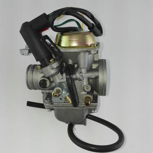 Image 1 - 30mm Carburetor PD30J for 250cc water cooling Scooter ATV QUAD 172MM CF250 CH250 CN250 HELIX Qlink Commuter 250 Roketa MC54 250B