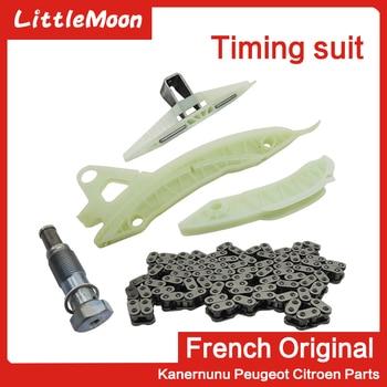 Original new timing kit Timing chain Tensioner V861831780 For Peugeot 207 308 408 508 3008 Citroen C3 C4 Picasso C5 DS5 1.6T