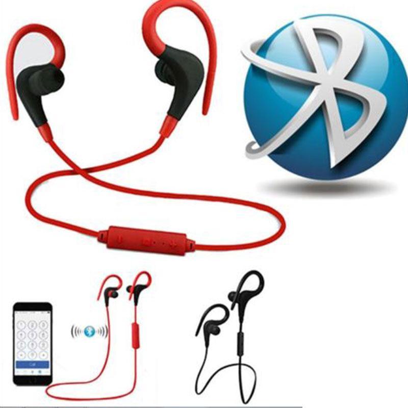 Auricular inalámbrico de auriculares Bluetooth Headset Deportes Impermeables Eje