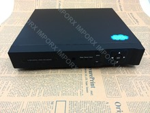 4CH 1080P HDMI Output P2P Cloud Smartphone View Full D1 DVR Recorder HD Network
