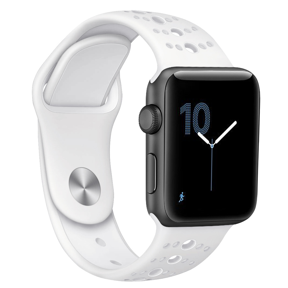 Sport Silicone strap For Apple Watch Band 42mm 38mm Bracelet Watchbands Straps Iwatch Series Wrist Watch Belt все цены