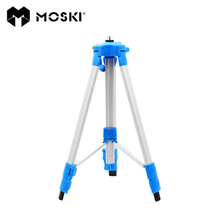 MOSKI ,120cm gradienter Tripod .aluminum tripod Adjustable Tripod, 5/8 adapter