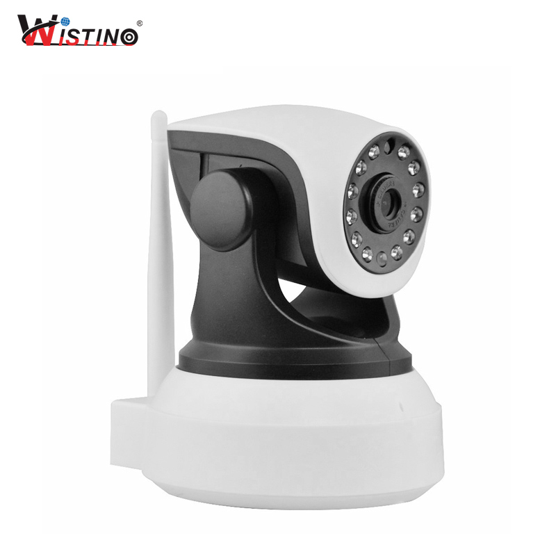 Wistino WiFi IP Camera HD 960P CCTV Security Camera P2P Smart Home Baby Monitor Alarm Night Vision 360 Degree Mini Cam Wireless 2014 new arrival hot sale freeshipping yes infrared cctv security onvif demo ip camera wireless wifi 960p hd mini p2p home