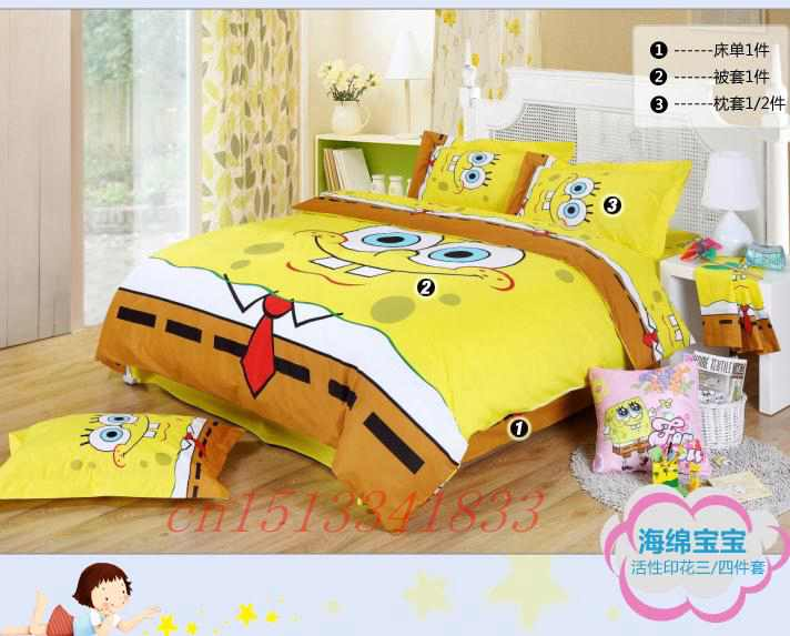 Compare Prices On Spongebob Queen Bedding Online Shopping