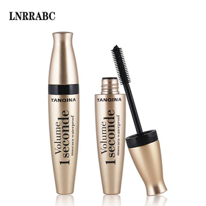 LNRRABC Sale Popular Curling Thick Lengthening Eyelash Extension Waterproof Black Mascara Makeup Tools